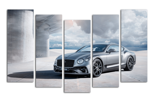 Модульная картина Bentley